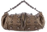 Thomas Wylde Metallic Studded Hobo