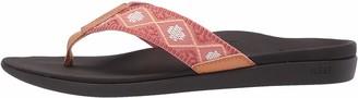 Reef Women's Ortho-Bounce Woven Sandal