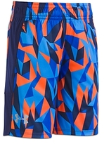 Under Armour Boys' Printed Shorts - Little Kid