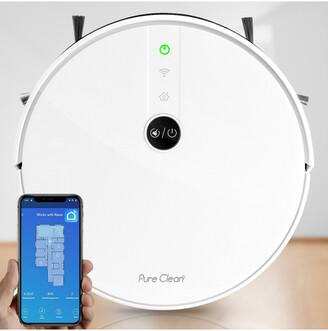 Pure Clean Smart Robot Vacuum