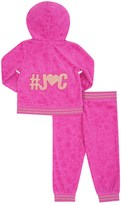 Juicy Couture Baby Fashion Track Castle Hill Floral Track Set