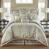 Waterford Olivette Leaf Motif Comforter Set, King