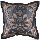 "Croscill Aurelio 18"" x 18"" Square Decorative Pillow"