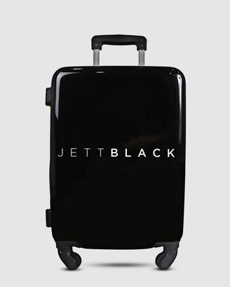 Jett Black Signature Carry On Suitcase