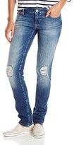 Mavi Jeans Women's Emma Knee Ripped Vintage