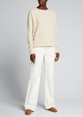 Vince Long-Sleeve Raglan Pullover Sweater