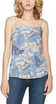 Warehouse Women's Tiger Print Vest Top