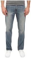 Calvin Klein Jeans Slim Straight Denim in Silver Bullet