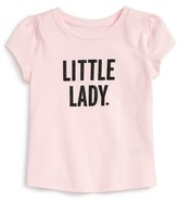 Kate Spade little lady graphic tee (Toddler & Little Girls)