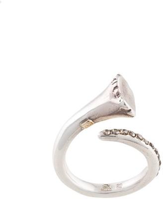 Rosa Maria Tosca Falamank diamond ring