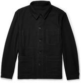 Joseph - Abbots Washed Virgin Wool-flannel Jacket