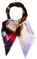 Paul Smith Printed Woven Scarf