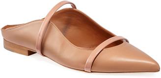 Malone Souliers Maureen Flat Napa Leather Mules