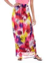 Fashion World Slit Maxi Skirt