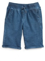 Hudson Toddler Boy's Pigment Knit Shorts