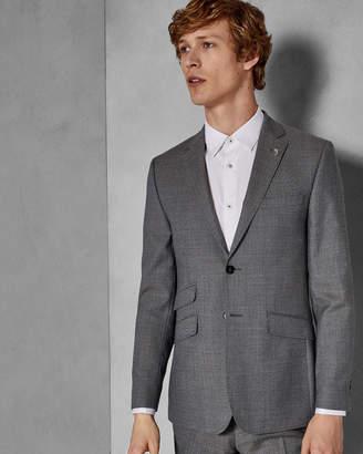 Ted Baker ANNETOJ Sterling semi plain suit jacket