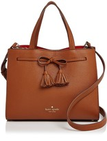 Kate Spade Hayes Street Isobel Leather Satchel