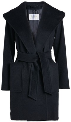 Max Mara Rialto Hooded Coat