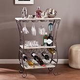 Asstd National Brand Swanson Wine Storage Table