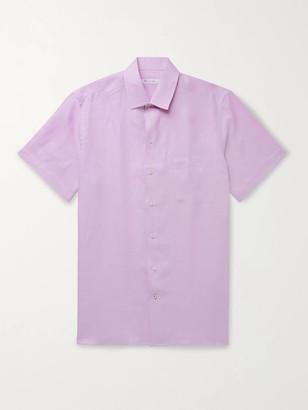 Loro Piana Paul Linen Shirt