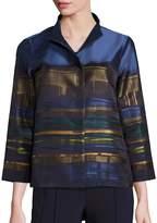 Lafayette 148 New York Women's Vanna Jacquard Jacket
