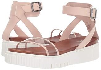 Mia Lunna-LU (Blush Lucite) Women's Sandals