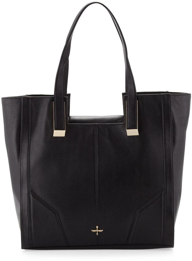 Pour La Victoire Astrid Square Tote Bag, Black