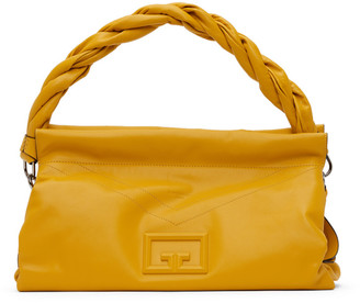 Givenchy Yellow Large ID93 Clutch