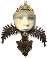 Leocadia Designs Angel Queen Pin