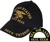 Eagle United States Navy Seal Team Trident Hat Cap USN