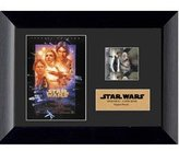 Star Wars Episode IV: A New Hope Framed Mini Film Cell Presentation
