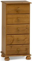 Richmond Steens Pine Narrow Chest of Drawers