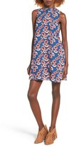 Mimichica Women's Mimi Chica Floral Print Shift Dress