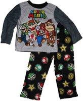 Nintendo Super Mario Brothers Boys Pajamas 4-10 (L (10/12))