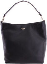 Kate Spade Black Leather Hobo