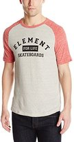 Element Men's For Life Short Sleeve Raglan T-Shirt