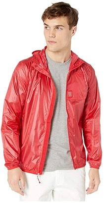 Topo Designs Ultralight Jacket (Red) Men's Coat