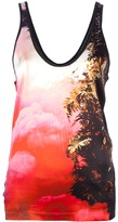 Barbara Bui multi-colour print tank top