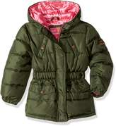 Pink Platinum Big Girls' Pop Anorak Jacket