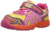 Asics Turbo TS Girls Running Shoe (Toddler)