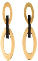 Roberto Coin Chic & Shine Small Link Earrings