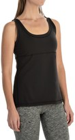 Lucy Lotus Tank Top (For Women)