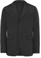 Burberry - London Black Slim-fit Shell Blazer