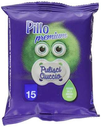 Pillo Pacifier Cleaner 1 X15 Wipes