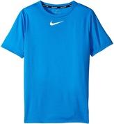 Nike Dry Short Sleeve Running Top Boy's Clothing