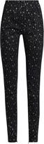 Balenciaga Star-print high-rise leggings