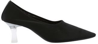 The Row Sock heels