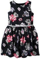 Carter's Girls 4-8 Floral Print Dress