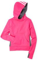 adidas Girls 7-16) Color Block Fleece Hoodie