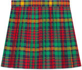 Gucci Children's madras skirt